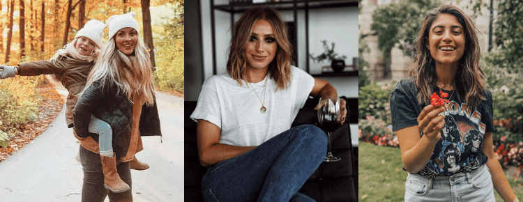 Three Beauty Influencers We Love