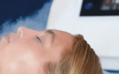 Cryotherapy + Ultrasound Facial = Your Best Skin Ever